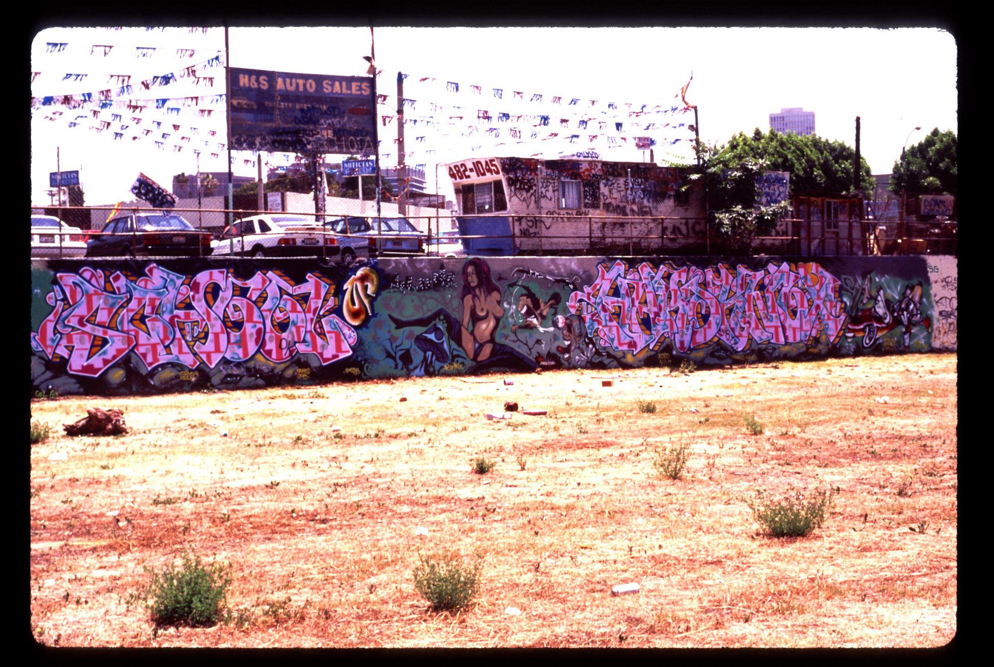 50Mm Los Angeles Graffiti Gallery
